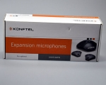 Konftel 60W Expansion microphones, 1 pair